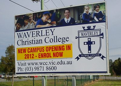 school-signage-Mornington-Peninsula