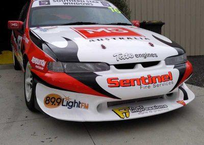 Sentinel-race-car