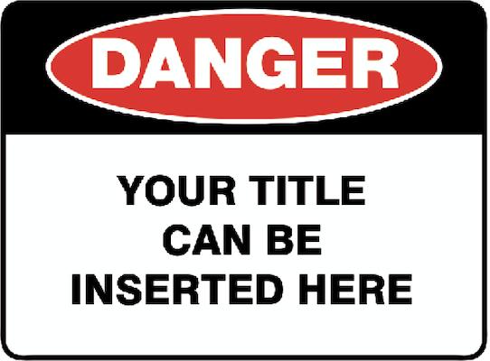 Safety Signage 3